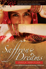 Cover: Saffron Dreams