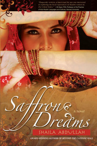 Saffron Dreams Book Cover